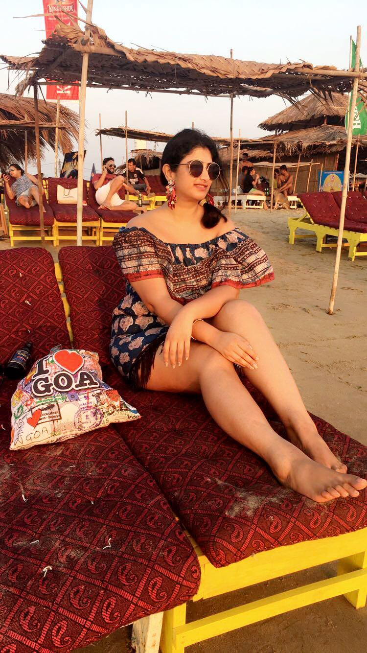 A week in goa