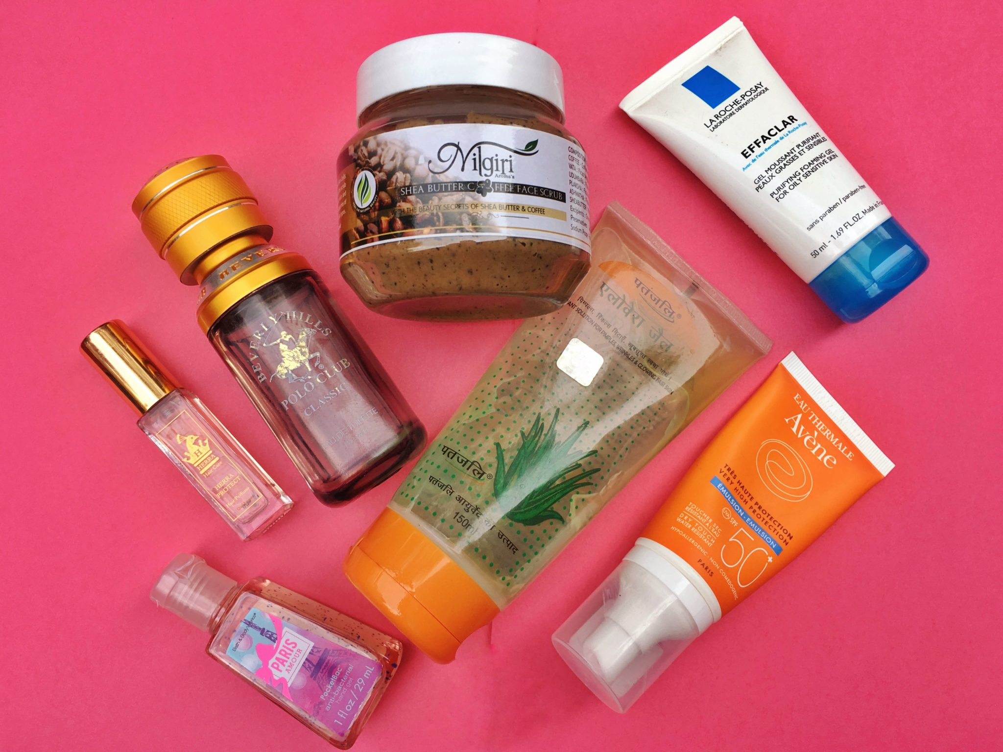 beauty products, favourite products