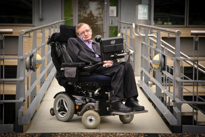 Quotes by Stephen Hawkings