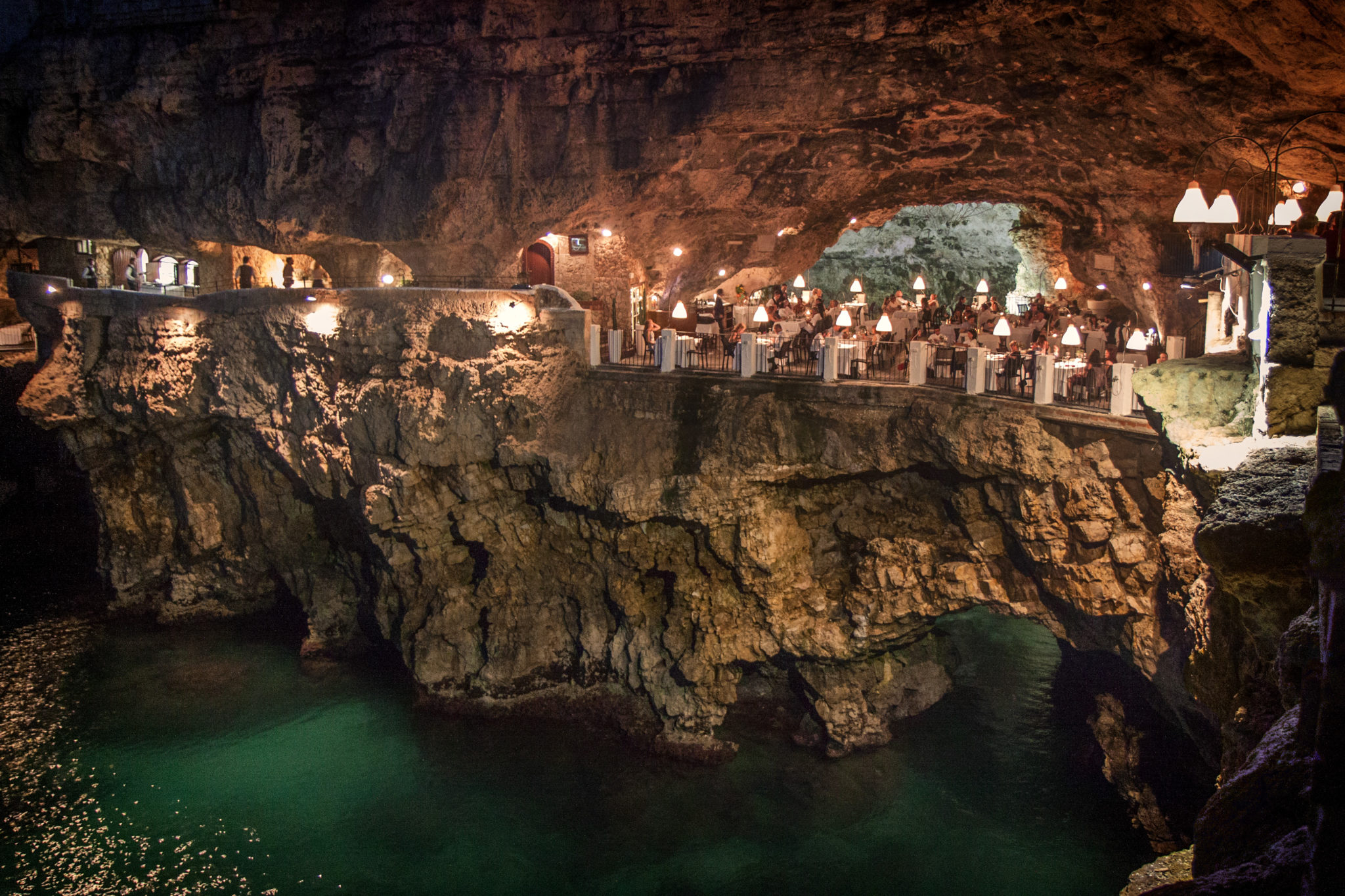 Italy caves, Romantic Experiences