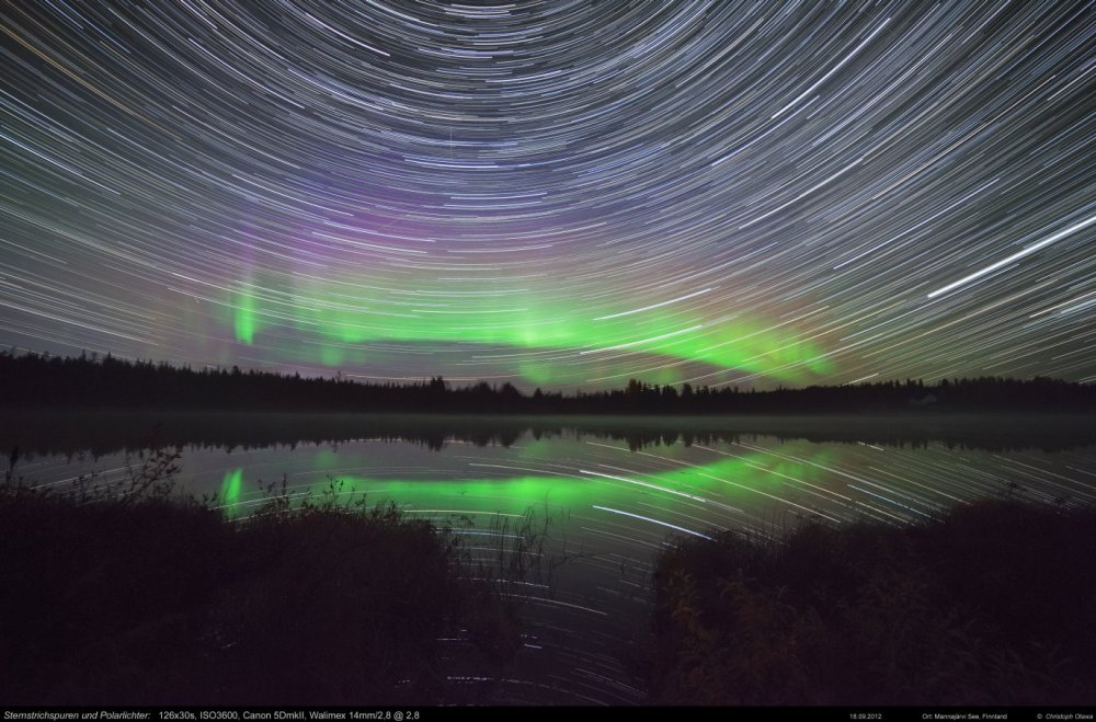 Nothern lights, Romantic Experiences
