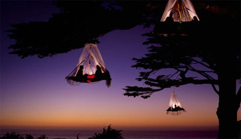 tree camps germany, Romantic Experiences