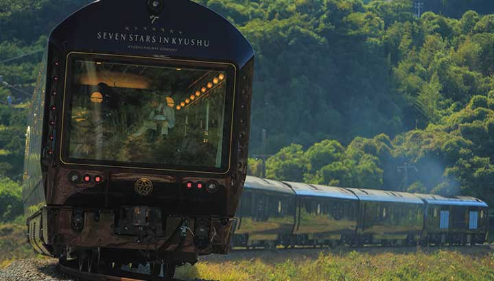 seven stars train, Romantic Experiences