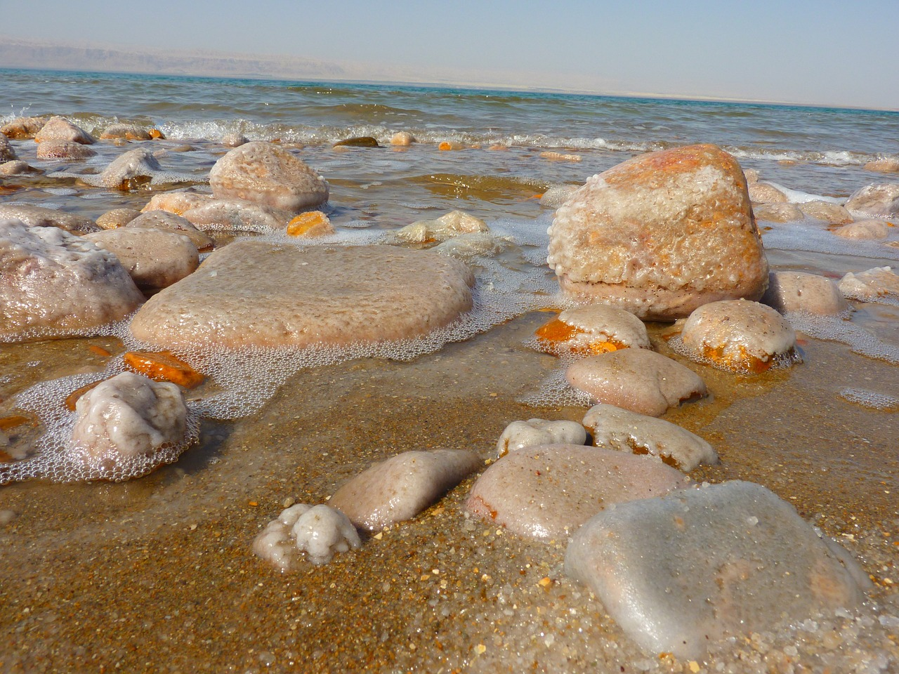 dead sea, Romantic Experiences