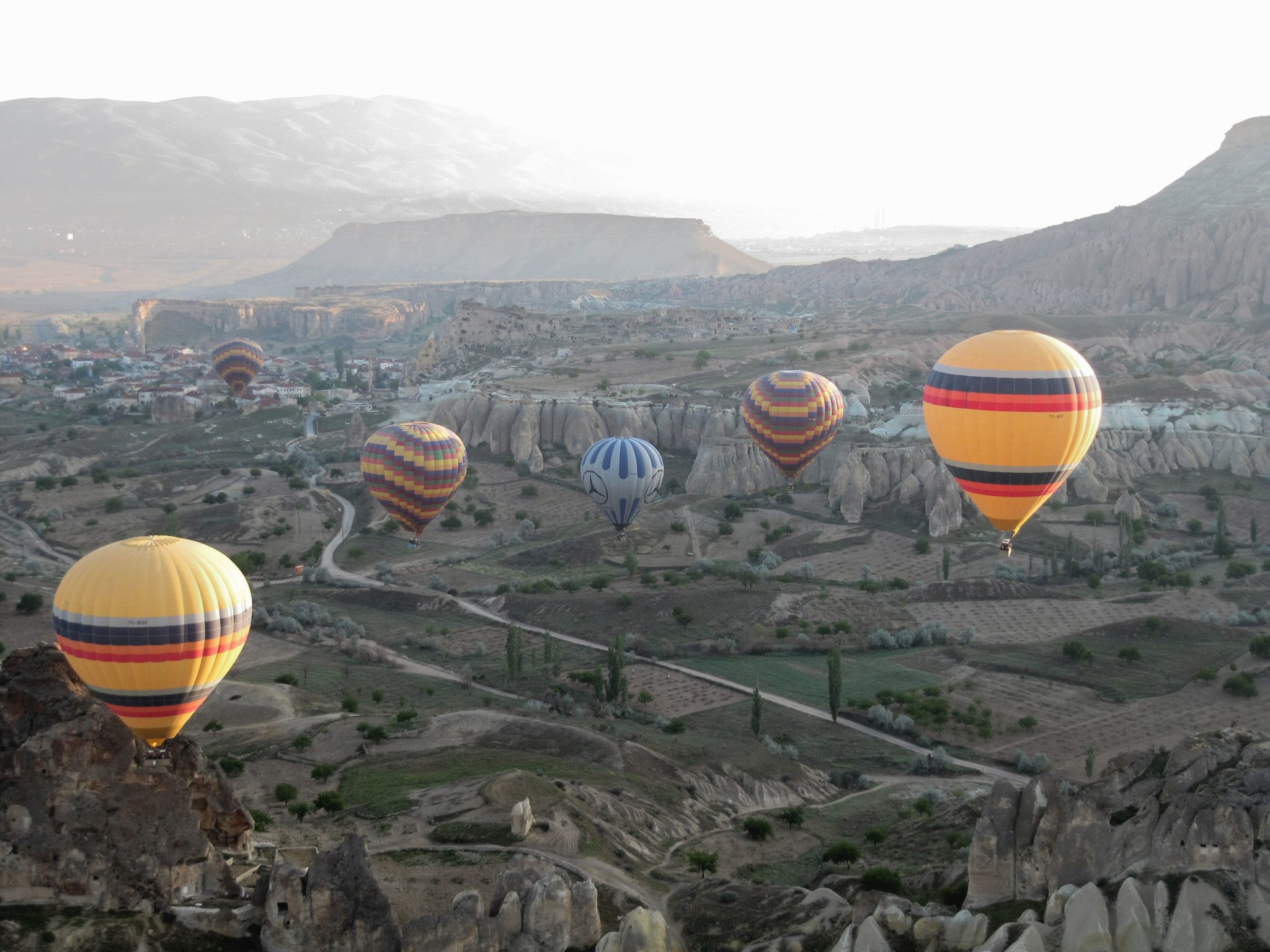 Turkey, Romantic Experiences