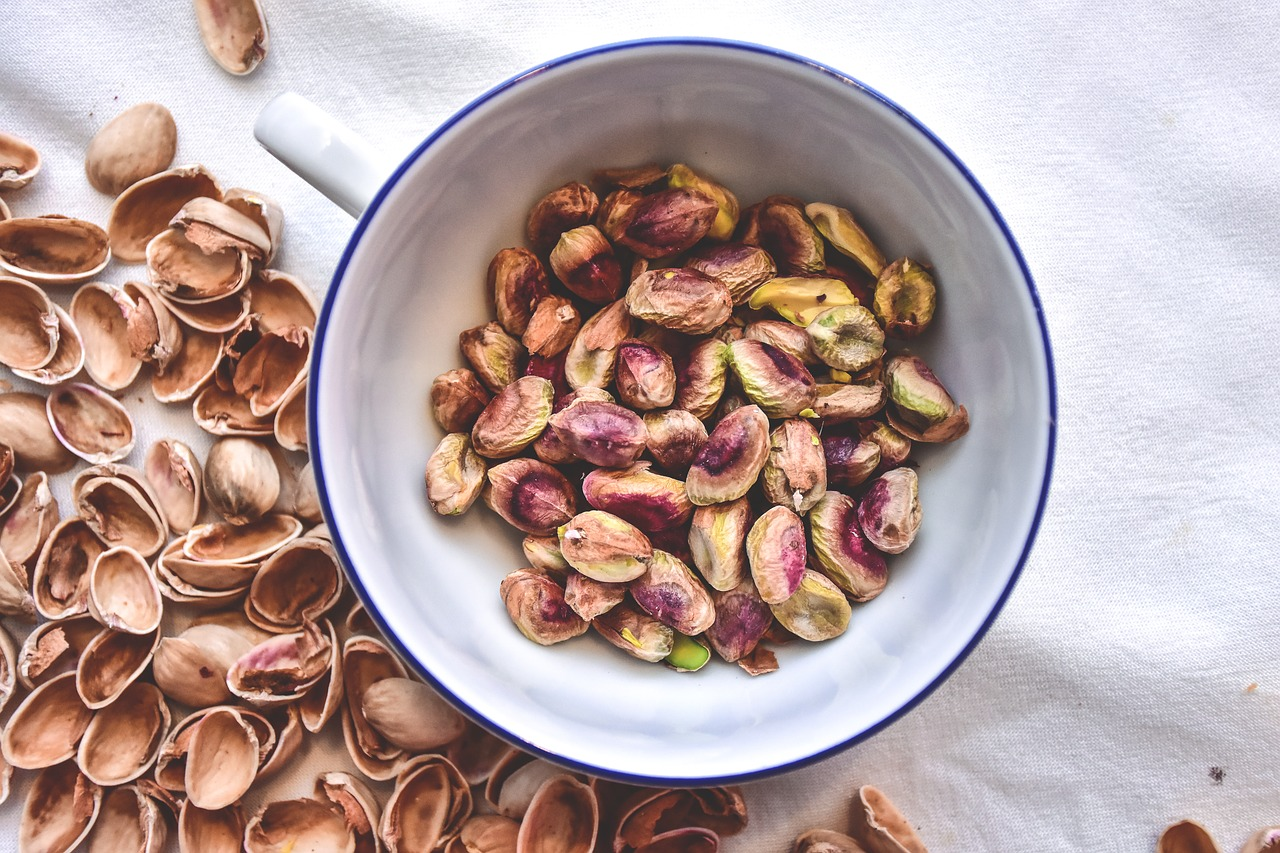 pistachios, Healthy And Tasty Diet