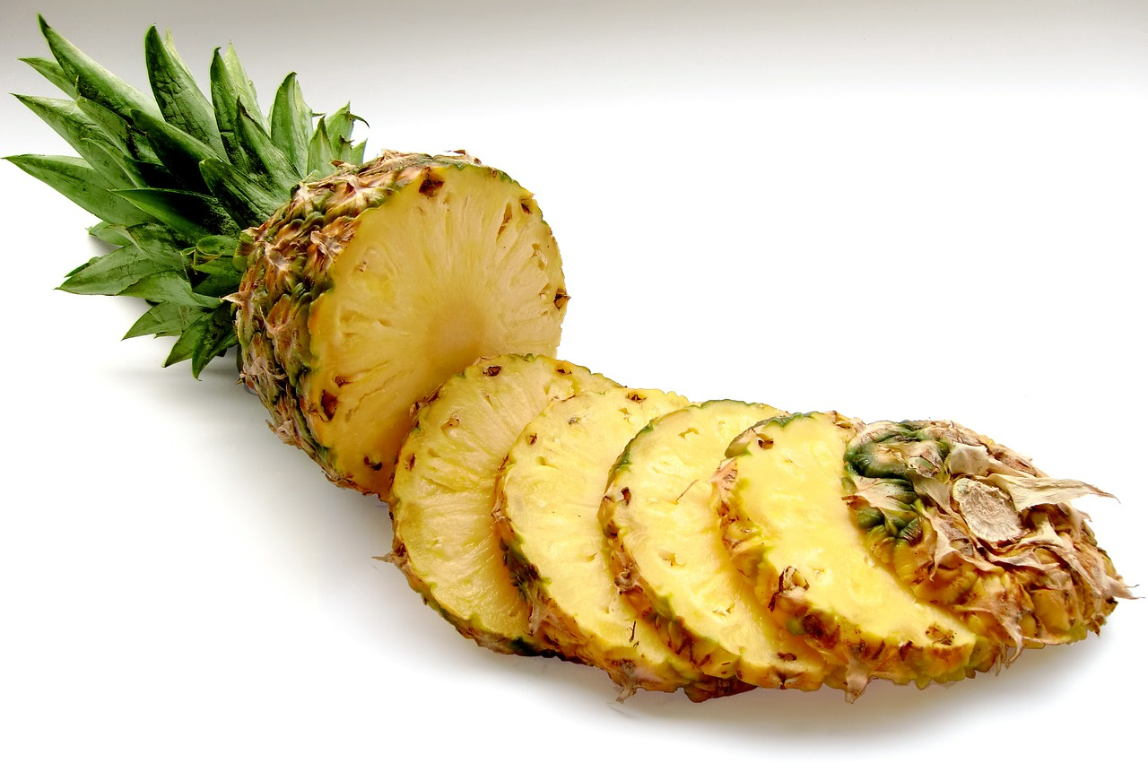 pineapple, Healthy And Tasty Diet