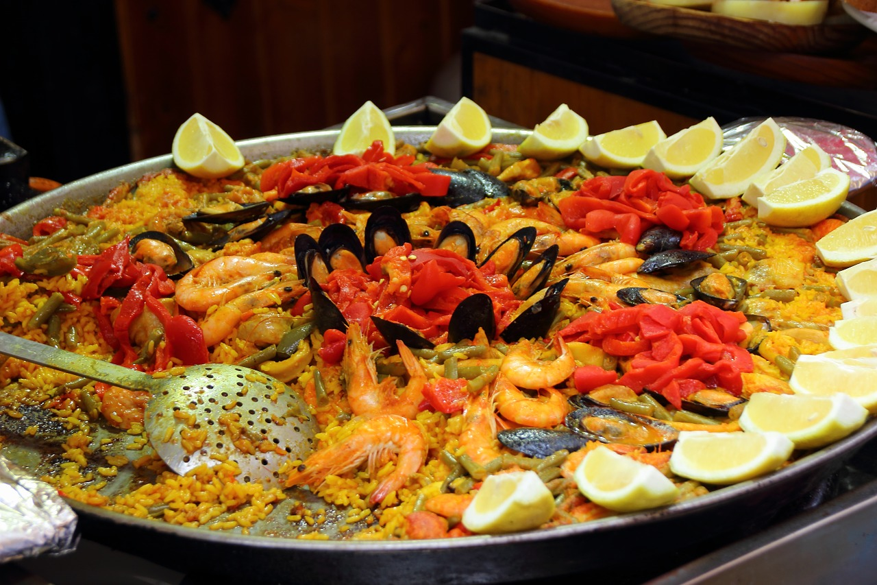 paella, Must Do Things In Barcelona