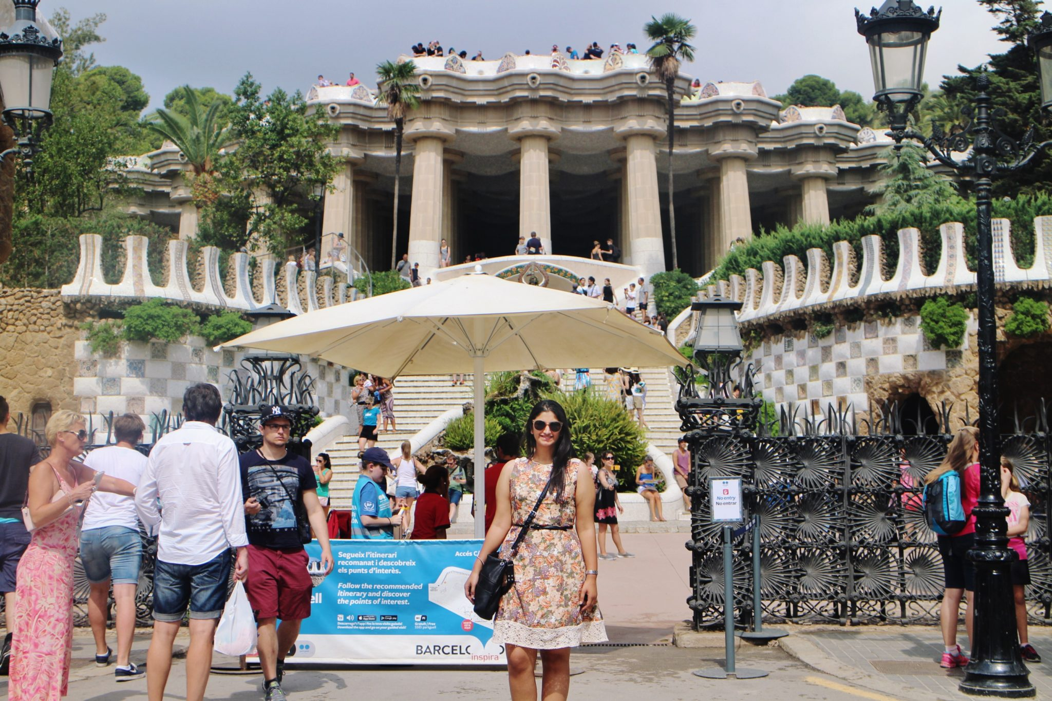 park guell, Must Do Things In Barcelona
