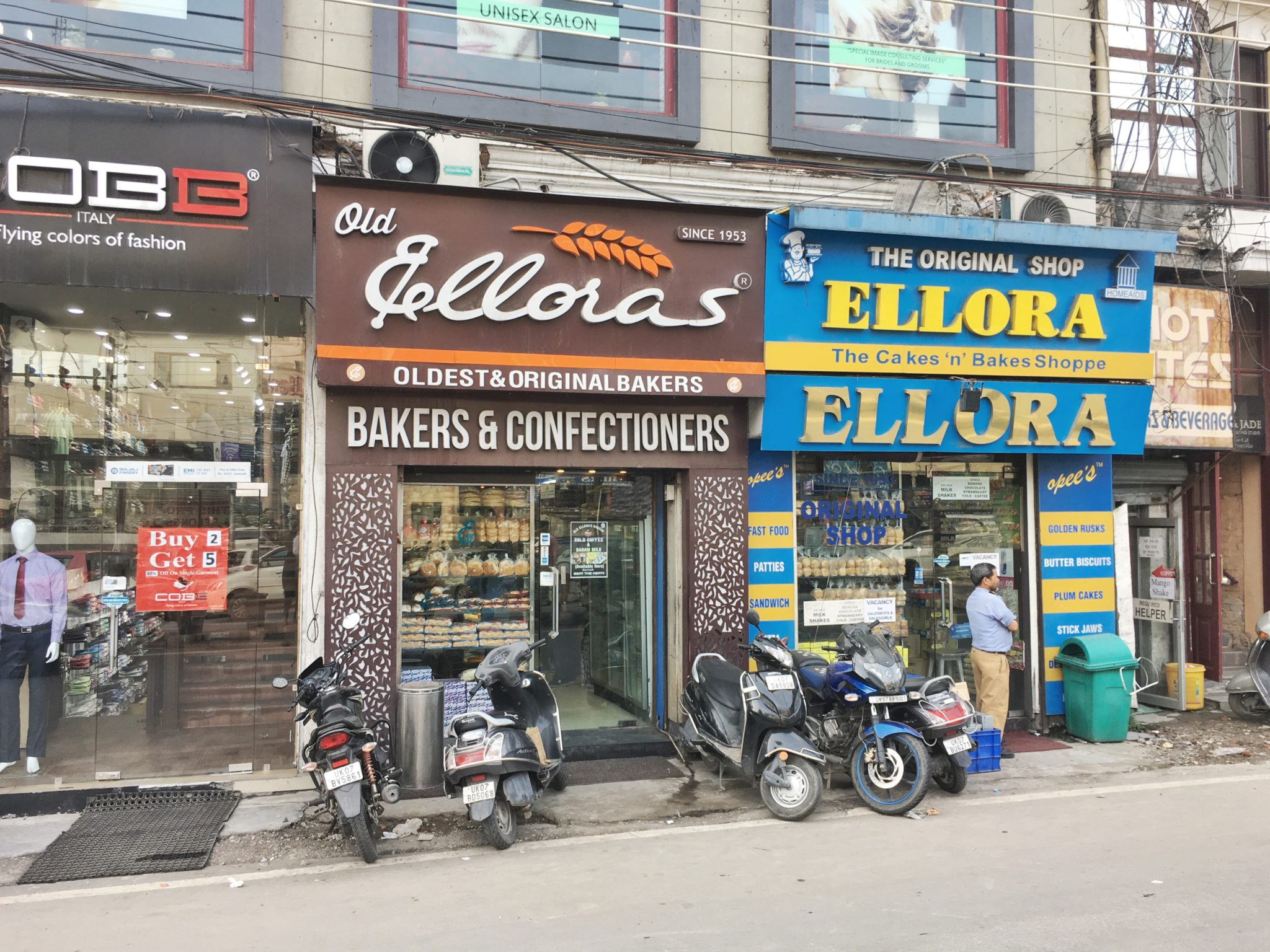 elloras, Things In Dehradun